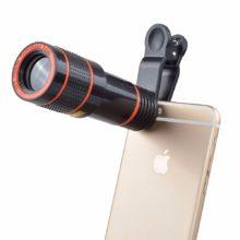 Lens for Smartphone Camera