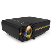 Stable Mini Projector with Wired Sync Display